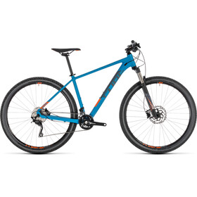 Cube Attention SL MTB Hardtail blue